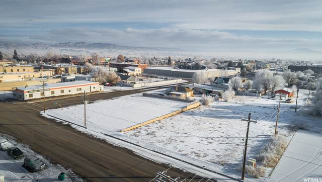 109 S Vernal Ave Ave, Vernal, UT 84078 (#1716908) :: REALTY ONE GROUP ARETE