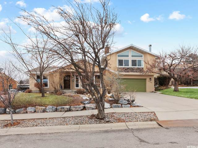 2769 E Loran Heights Dr S, Salt Lake City, UT 84109 (#1717192) :: Red Sign Team