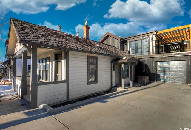 1062 Park Ave, Park City, UT 84060 (#1718671) :: McKay Realty