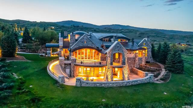 8066 North Red Fox Ct, Park City, UT 84098 (#1718920) :: Powder Mountain Realty