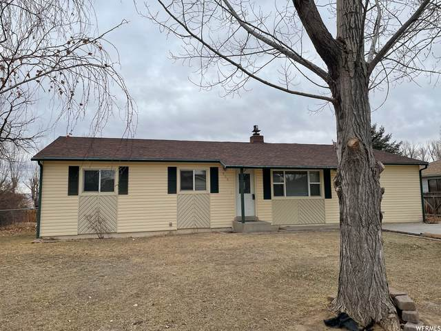 900 N 1450 W, Vernal, UT 84078 (#1719423) :: The Perry Group