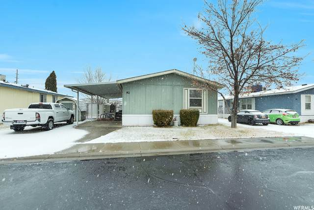 1025 N 300 W #92, Springville, UT 84663 (#1720248) :: Bustos Real Estate | Keller Williams Utah Realtors