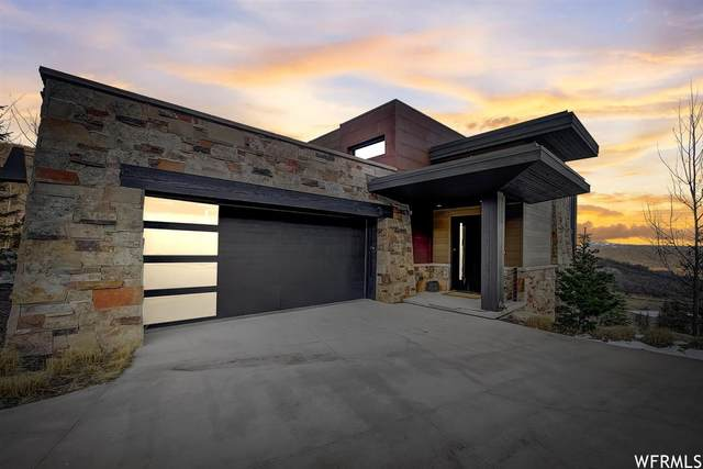 4868 Enclave Way #19, Park City, UT 84098 (#1721255) :: Big Key Real Estate