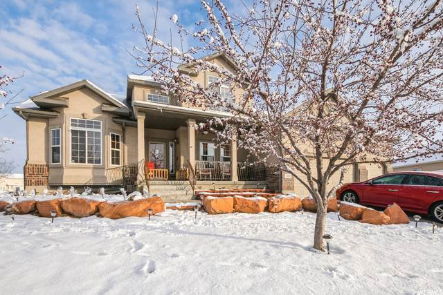 3610 W 4475 S, West Haven, UT 84401 (#1721468) :: Big Key Real Estate
