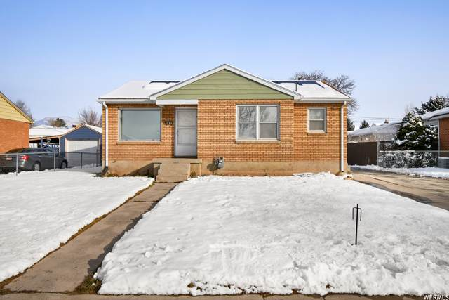 1732 N 300 W, Clearfield, UT 84015 (#1721551) :: Red Sign Team