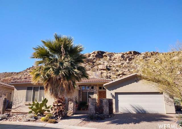 1140 E Fort Pierce Dr N #43, St. George, UT 84790 (#1721557) :: The Lance Group