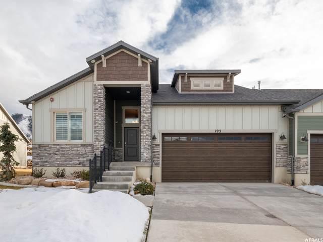158 N Parkside Loop #22, Elk Ridge, UT 84651 (#1722038) :: Big Key Real Estate