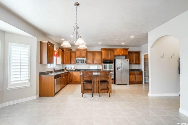 9061 N Clubhouse Ln, Eagle Mountain, UT 84005 (#1722167) :: Utah Dream Properties
