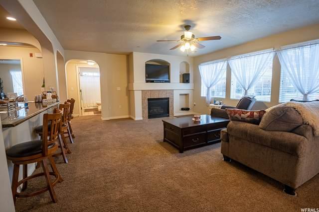 1171 W Dallin Dr N T102, Pleasant Grove, UT 84062 (#1722284) :: Big Key Real Estate