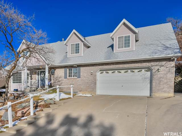 547 S Woodland Dr E, Farmington, UT 84025 (#1722560) :: Red Sign Team