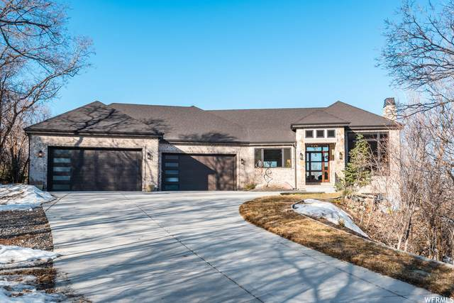 80 W Loafer Dr, Woodland Hills, UT 84653 (#1722936) :: Red Sign Team