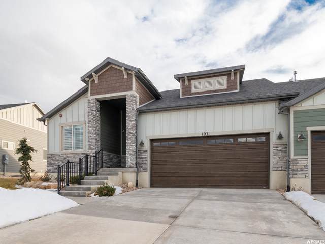 164 W Parkside Loop #33, Elk Ridge, UT 84651 (#1722969) :: Big Key Real Estate