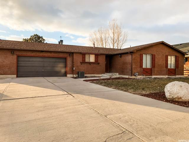 1421 N 600 E, Nephi, UT 84648 (#1723167) :: The Lance Group