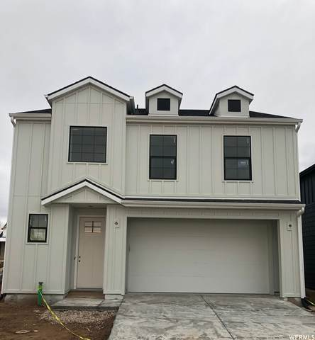 1466 W Lincoln Way Way #19, Kaysville, UT 84037 (MLS #1723288) :: Lookout Real Estate Group