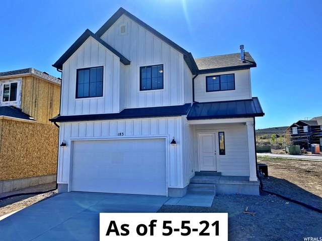 183 N Concord View Way #172, Saratoga Springs, UT 84005 (#1723651) :: goBE Realty