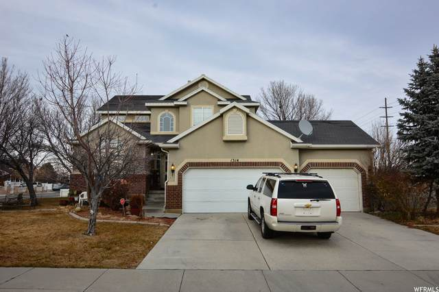 1314 W Kingspointe Ln S, West Valley City, UT 84119 (#1723741) :: C4 Real Estate Team