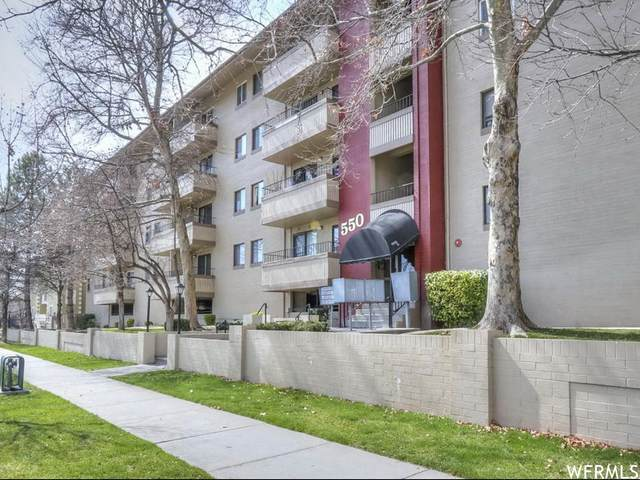 550 S 400 E #3210, Salt Lake City, UT 84111 (#1723809) :: Belknap Team