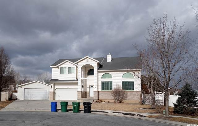 5136 W Pebblestone Cir, West Jordan, UT 84081 (#1724006) :: Livingstone Brokers