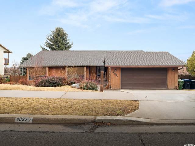 4037 N Foothill Dr E, Provo, UT 84604 (MLS #1724075) :: Summit Sotheby's International Realty