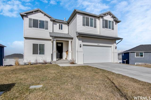 863 N Stallion Dr, Spanish Fork, UT 84660 (#1724295) :: Utah Dream Properties