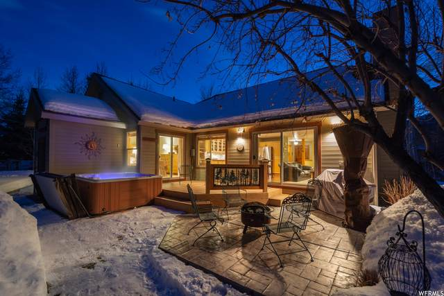 5148 Silver Springs Rd, Park City, UT 84098 (MLS #1724315) :: High Country Properties