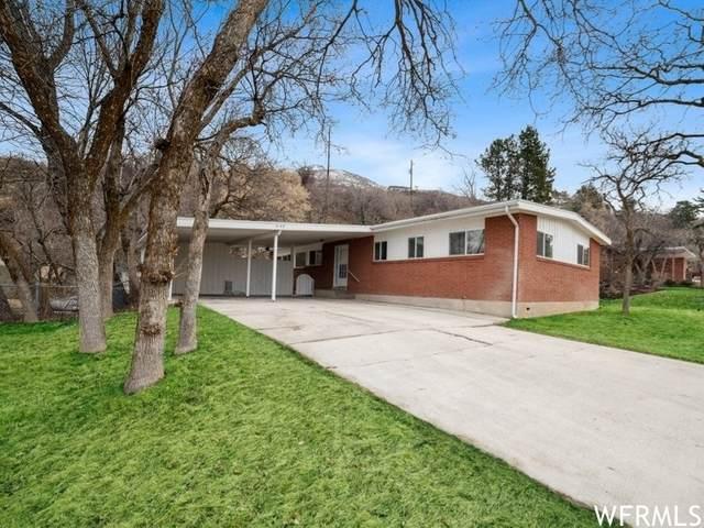 4120 College Dr, Ogden, UT 84403 (#1724316) :: Utah Dream Properties
