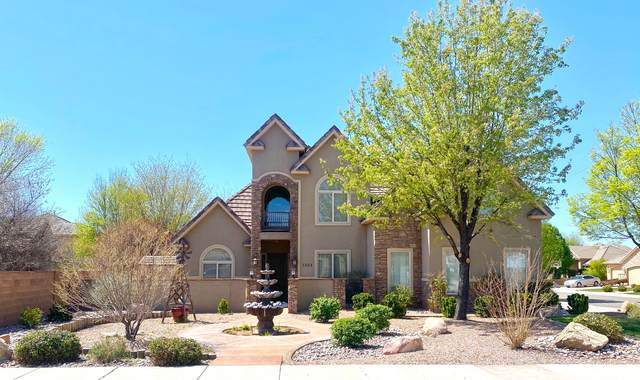 1484 S 535 E, Washington, UT 84780 (#1724518) :: Exit Realty Success