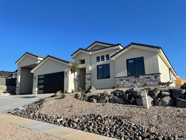 972 E Fremont St, Washington, UT 84780 (#1724944) :: Black Diamond Realty