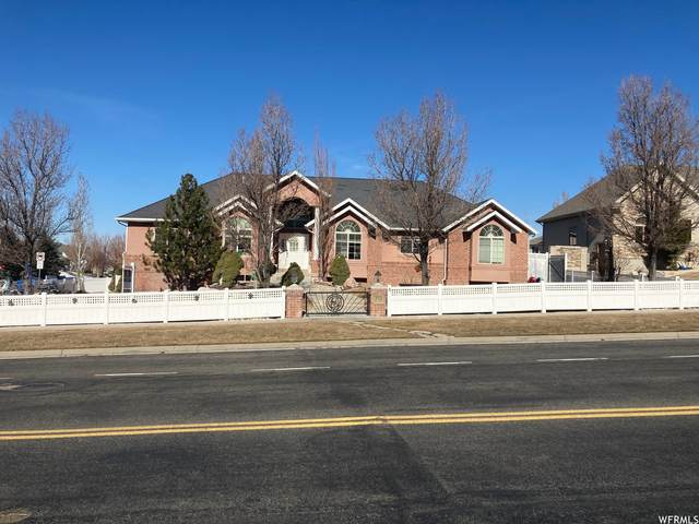 252 S Eagle Ridge Dr E, North Salt Lake, UT 84054 (MLS #1725158) :: Summit Sotheby's International Realty