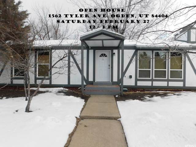 1562 Tyler Ave, Ogden, UT 84404 (MLS #1725608) :: Summit Sotheby's International Realty