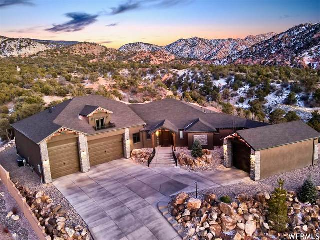 612 E 1225 Cir N, Cedar City, UT 84721 (MLS #1725734) :: Summit Sotheby's International Realty