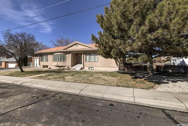 1531 Lava Ridge Rd, Santa Clara, UT 84765 (#1725776) :: Big Key Real Estate