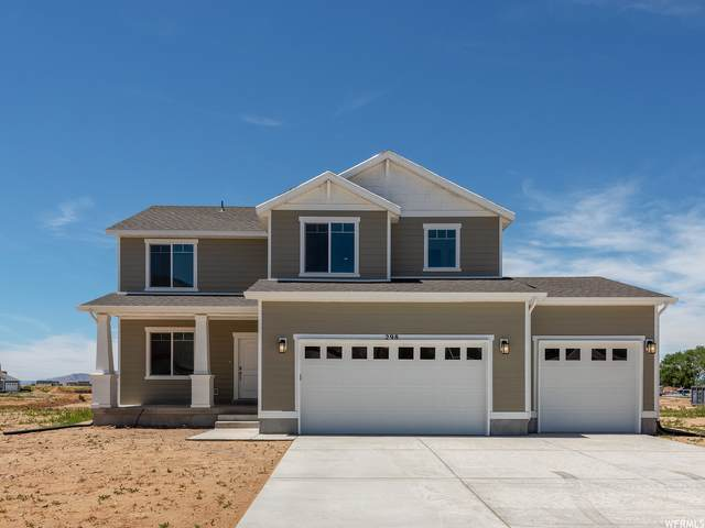 4833 N Granite Ln #138, Eagle Mountain, UT 84005 (#1725834) :: The Lance Group