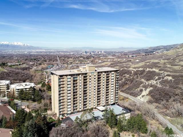 875 S Donner Way #605, Salt Lake City, UT 84108 (MLS #1726044) :: Summit Sotheby's International Realty