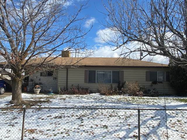 5315 S 4320 W #8, Salt Lake City, UT 84118 (MLS #1726092) :: Lawson Real Estate Team - Engel & Völkers