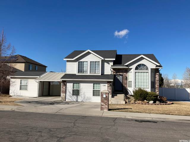 1741 N 860 W, Orem, UT 84057 (#1726121) :: The Perry Group