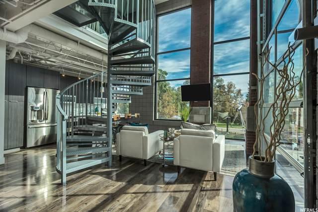 360 W Broadway S #211, Salt Lake City, UT 84101 (MLS #1726208) :: Summit Sotheby's International Realty