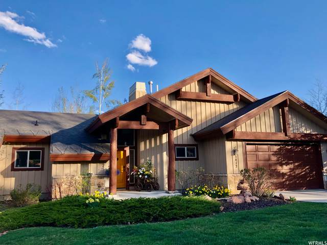 3412 Cedar Ridge Ct, Park City, UT 84098 (MLS #1726484) :: High Country Properties