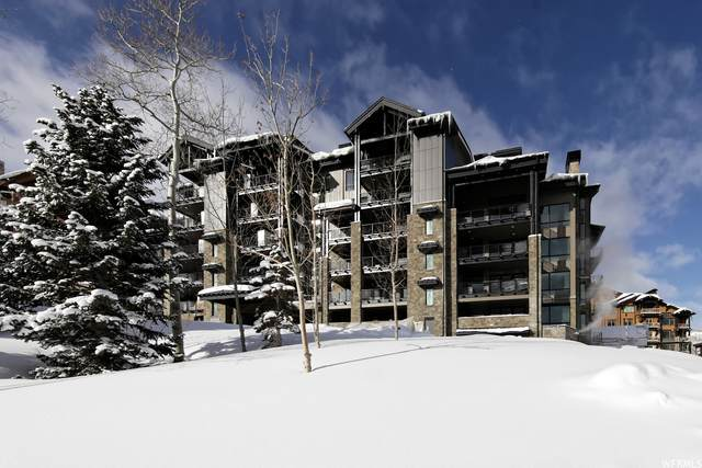 7697 Village Way #104, Park City, UT 84060 (#1726729) :: Red Sign Team
