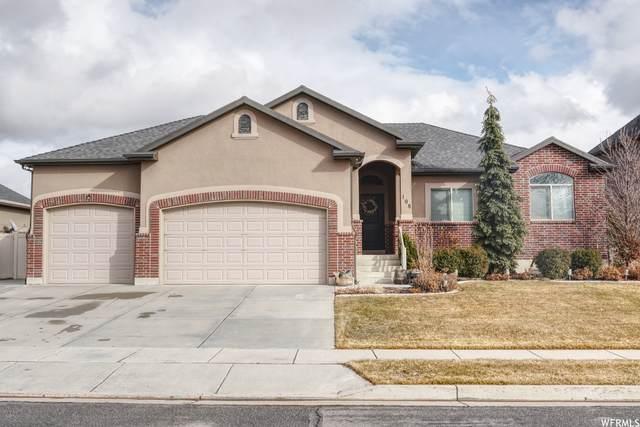 108 N 3675 W, Layton, UT 84041 (#1726917) :: C4 Real Estate Team