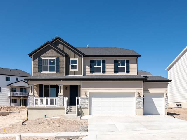 2263 N Elderberry Dr W #324, Saratoga Springs, UT 84045 (#1726950) :: Bustos Real Estate | Keller Williams Utah Realtors
