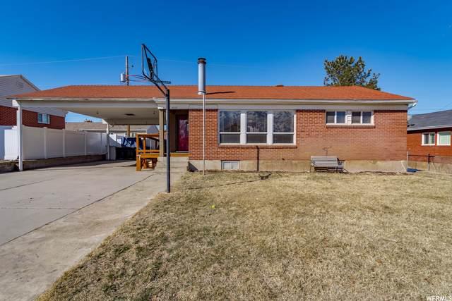 4607 S 475 W, Washington Terrace, UT 84405 (#1727025) :: Utah Dream Properties