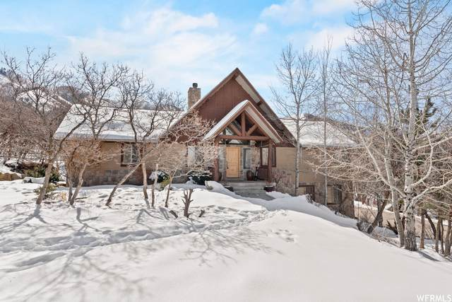 200 W Loafer Dr, Woodland Hills, UT 84653 (MLS #1727091) :: Summit Sotheby's International Realty