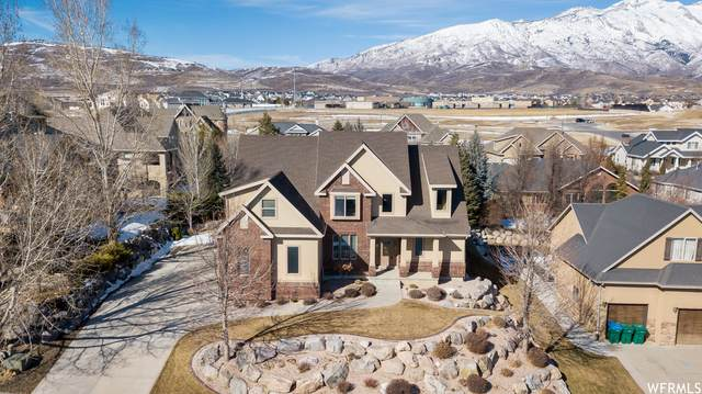 6352 Lone Rock Rd. W, Highland, UT 84003 (#1727136) :: Red Sign Team