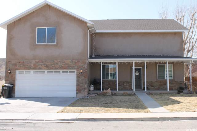 1229 N 3620 W, Vernal, UT 84078 (#1727280) :: Bustos Real Estate | Keller Williams Utah Realtors