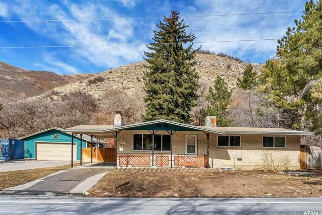3707 E Emigration Cyn Rd S, Emigration Canyon, UT 84108 (#1728231) :: The Fields Team