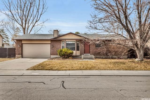 6816 S 3370 W, West Jordan, UT 84084 (#1728232) :: Utah Dream Properties