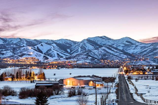 82 W Old Ranch Rd, Park City, UT 84098 (MLS #1728349) :: High Country Properties