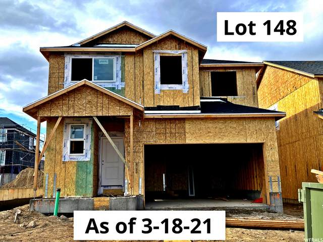 924 W Independence Way #148, Saratoga Springs, UT 84045 (#1728493) :: The Perry Group