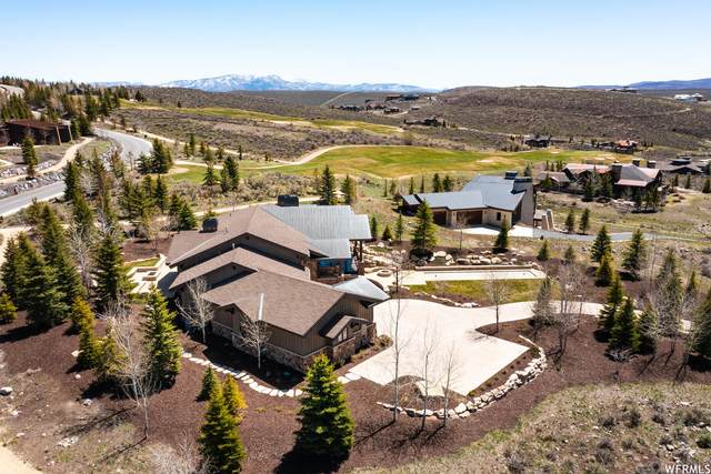 3468 Blue Sage Trl, Park City, UT 84098 (#1728609) :: The Perry Group